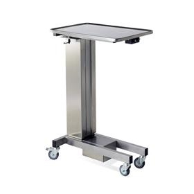 Assistancebord Rustfri Elektrisk hæve/sænk 70×50  cm