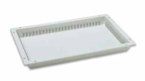 ABS bakke til skillevæg 60x40x5 cm, 10503-6