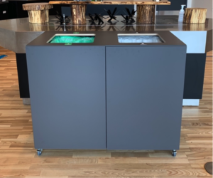 GreenCare Maxi 2 – affaldsskab