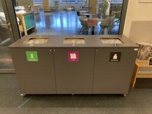 GreenCare Maxi 3 – affaldsskab