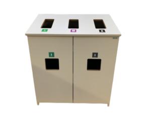 GreenCare 5 – affaldsskab